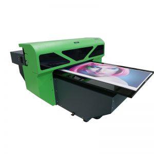 1800 màquina d'impressió per impressora de vidre pla de disseny de mida nova A2 WER-D4880UV