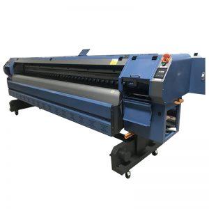 3,2 m impressora Konica 512i digital vinil flex banda banner impressora / plotter / impressora solvent WER-K3204I