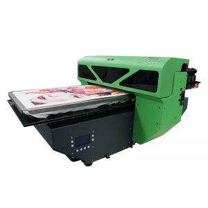 Impressora dtex d'alta velocitat de 8 colors per samarreta impressora de camisa barata impressora samarreta d'impressora plana fabricada a la Xina WER-D4880T