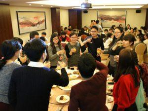 Sopar anual, 2015