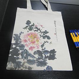 Samarreta de lona mostra d'impressió per la samarreta A2 de la impressora WER-D4880T