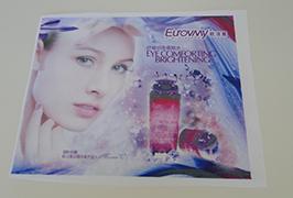 Bandera de tela Impressió de 1,2 m (5 peus) d'impressora eco solvent WER-ES160 4