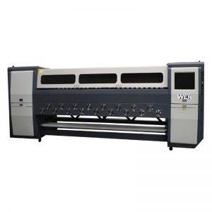 bona qualitat K3404I / K3408I Impressora solvent 3.4m d'injecció de tinta resistent