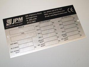 Solució única d'impressió metàl·lica