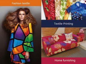 Solució única d'impressió tèxtil