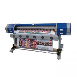 impressora de tinta de sublimació WER-EW160 original amb cortadora a la venda