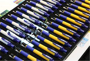 Mostres de bolígrafs sobre WER-EH4880UV