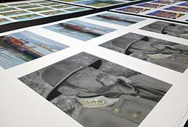 Paper fotogràfic imprès amb una impressora eco-solvent de 1.8m (6 peus) WER-ES1802 2