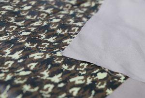 Impressió tèxtil mostra 1 per màquina d'impressió tèxtil digital WER-EP7880T