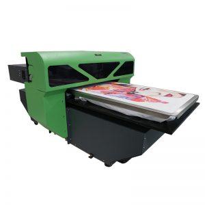 màquina d'impressió de samarreta de millor qualitat directa a la impressora de roba amb la mida A2 WER-D4880T
