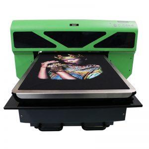 sublimació d'impressió digital a mida del vostre propi logotip camisa d'algodó samarreta dtg printer for shirt WER-D4880T