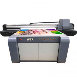 màquina d'impressió digital acrílica impresora plana UV WER-EF1310UV