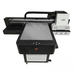 impressora tèxtil directa d'impressora tèxtil de tinta digital UV impressora DTG WER-ED6090T