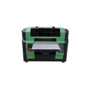 bon preu per a3 a4 WER-E2000UV amb lona plana amb impressora LED amb capçal dx5 de 8 colors