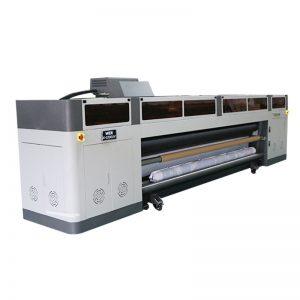 màquina d'impressió d'injecció de tinta digital d'alta velocitat d'alta resolució amb plotter RICOH gen5 UV WER-G-3200UV