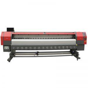 impressora de dissolvents d'alta velocitat 3.2m, màquina d'impressió digital de flexió digital WER-ES3202
