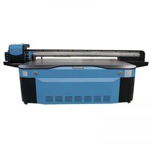 mida més gran DIY màquina d'impressió digital per a màquines d'impressió màquina per a vernissos impresora UV per a la Xina WER-G2513UV