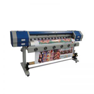 fabricant millor preu samarreta d'alta qualitat màquina d'impressió tèxtil digital màquina d'impressió de subjecció de tintes de tinta WER-EW160