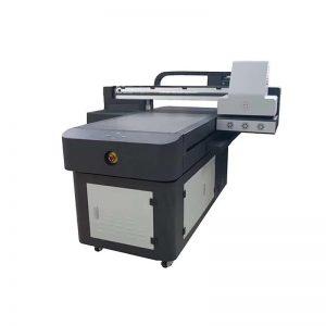 impressora tèxtil d'impressió digital per injecció de tinta de plàstic per a plàstic WER-ED6090UV